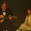 Andrea Bocelli lányával énekel karácsonyra rajongóinak!
