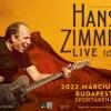 Hans Zimmer Live filmzene koncert 2022-ben Budapesten a Papp László Sportarénában - Jegyek itt!