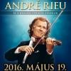 André Rieu 2016-ban Budapesten a Papp László Sportarénában koncertezik - Jegyek itt!