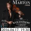 JÁTÉK! - Edvin Marton – Rock Symphony - Jegyek itt!