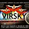 VIRSKY 2018-as turné Magyarországon - Jegyek itt!