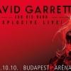 David Garrett koncert Magyarországon - Jegyvásárlás itt!