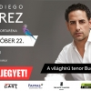 Juan Diego Flórez koncert az Arénában! NYERJ 2 JEGYET!