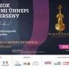 Virtuózok Jubileumi Ünnepi Hangverseny Miklósa Erikával és Andrea Griminellivel a MÜPA-ban - Jegyek
