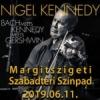 Nigel Kennedy Bach meets Kennedy meets Gerswhin koncert 2019-ben Budapesten - Jegyek itt!