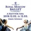 A The Royal Moscow Ballet Hattyúk tava balettje 2019-ben Budapesten az Erkel színházban - Jegyek itt