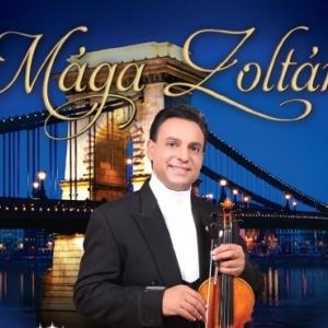 INGYENES koncertet ad Mága Zoltán Budapesten a Szent István Bazilikánál!