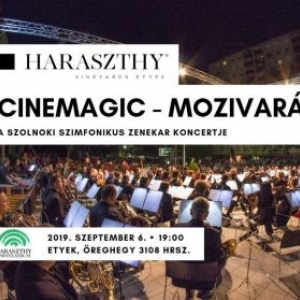Mozivarázs filmzene koncert Etyeken - Jegyek itt!