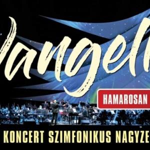 Vangelis koncert 2019-ben Debrecenben - Jegyek hamarosan!