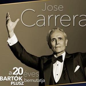José Carreras koncert 2020-ban Miskolcon a Bartok Plusz Fesztiválon - Jegyek itt!