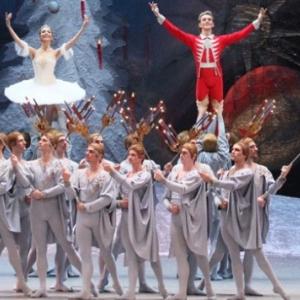 Csajkovszkij: A diótörő (Bolsoj Balett) az Urániában!