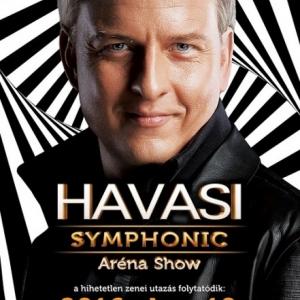 Havasi Symphonic koncert 2016-ban a Papp László Sportarénában - Jegyek itt!