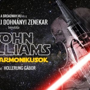 John Williams filmzenei koncert az Arénában Budapesten - Jegyek a 2018-as koncertre itt!