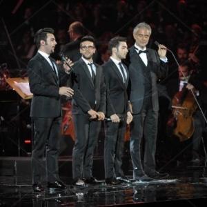 Így énekelt együtt Andrea Bocelli és az Il Volo! VIDEÓ!