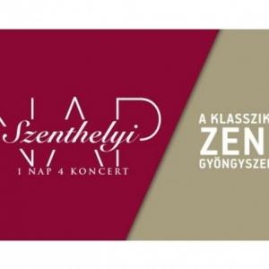 Szenthelyi nap 2019-ben a Budapesti Kongresszusi Központban - Jegyek itt!