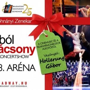 Igazából Karácsony szimfonikus koncertshow az Arénában! Jegyek itt!